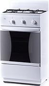 Комбинированная плита  Flama  СK 2202 W белый
