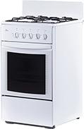 Газовая плита  Flama  RG 24035 W белый