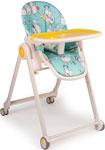 Стульчик для кормления  Happy Baby  ``BERNY BASIC`` BLUE