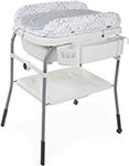 Пеленальный комод  Chicco  Cuddle & Bubble Comfort (Cool Grey)