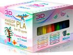 Аксессуар для 3D моделирования  HONYA  12 различных цветов (SC-PLA-12) 1CSC 20003540