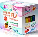 Аксессуар для 3D моделирования  HONYA  6 различных цветов (SC-PLA-06) 1CSC 20003541