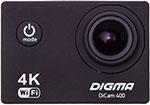 Цифровая видеокамера  Digma  DiCam 400 черный