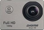 Цифровая видеокамера  Digma  DiCam 150 серый