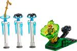 Конструктор  Lego  Ninjago 70681 Бой мастеров кружитцу — Ллойд