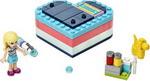 Конструктор  Lego  Friends 41386 Летняя шкатулка-сердечко для Стефани