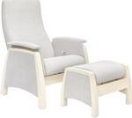 Мягкая мебель  Milli  Sky, Дуб шампань, ткань Verona Light Grey 4627159508247