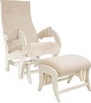 Мягкая мебель  Milli  Ice, Дуб шампань, ткань Verona Vanilla 4627159508483