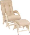 Мягкая мебель  Milli  Smile, Дуб шампань, к/з Polaris Beige 4627159508360