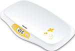 Детские электронные весы  Beurer  BY 80 белые