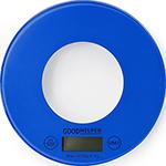 Кухонные весы  GoodHelper  KS-S03 голубые