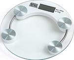 Весы напольные  GoodHelper  BS-S50, прозрачное стекло