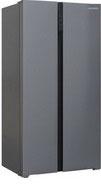 Холодильник Side by Side  Shivaki  SBS-572 DNFX