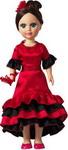 Кукла  Весна  Анастасия Весна Испанский танец со звуковым устройством