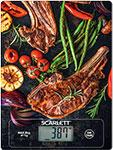 Кухонные весы  Scarlett  SC-KS57P39 гриль