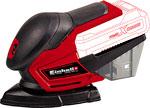Вибрационная шлифовальная машина  Einhell  PXC TE-OS 18/1 Li-Solo 4460713