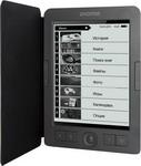Электронная книга  Digma  R656 темно-серый
