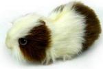 Мягкая игрушка  Hansa Creation  Морская свинка бело-коричневая 3735