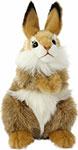 Мягкая игрушка  Hansa Creation  Коричневый кролик 7449
