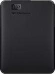 Внешний жесткий диск (HDD)  Western Digital  Elements Portable 500Gb 2.5`` черный WDBMTM5000ABK-EEUE