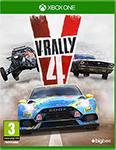 Компьютерная игра  Microsoft  Xbox One V-Rally 4 Стандартное издание