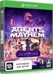 Компьютерная игра  Microsoft  Xbox One Agents of Mayhem ИЗДАНИЕ ПЕРВОГО ДНЯ.
