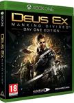 Компьютерная игра  Microsoft  Xbox One DEUS EX: MANKIND DIVIDED. Day one edition.