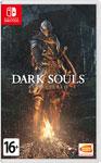 Компьютерная игра  Nintendo  Switch: Dark Souls: Remastered (NEW)