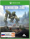 Компьютерная игра  Microsoft  Xbox One Generation Zero Стандартное издание