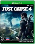 Компьютерная игра  Microsoft  Xbox One Just Cause 4 Стандартное издание
