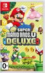 Компьютерная игра  Nintendo  Switch: New Super Mario Bros. U Deluxe
