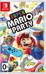 Компьютерная игра  Nintendo  Switch: Super Mario Party (n)