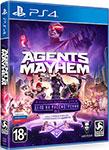 Компьютерная игра  Sony  PS4 Agents of Mayhem ИЗДАНИЕ ПЕРВОГО ДНЯ