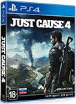 Компьютерная игра  Sony  PS4 Just Cause 4 Стандартное издание