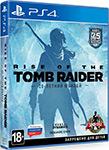 Компьютерная игра  Sony  PS4: Rise of the Tomb Raider. 20-летний юбилей