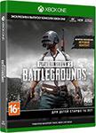 Компьютерная игра  Microsoft  Xbox One: PLAYERUNKNOWN'S BATTLEGROUNDS 1.0 Рус.субтитры. (JNX-00016)