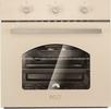 Встраиваемый газовый духовой шкаф  Ricci  RGO-611 BG