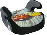 Автокресло  Siger  серия Disney, гр. III, Тачки гонка серый KRES2672
