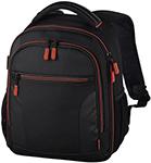 Сумка для фото или видеокамеры  Hama  Miami 150 черный/красный