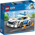 Конструктор  Lego  Автомобиль полицейского патруля 60239