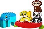 Конструктор  Lego  Мои первые цирковые животные 10884