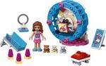 Конструктор  Lego  Игровая площадка для хомячка Оливии 41383