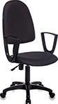 Офисное кресло  Бюрократ  CH-1300N/BLACK черный