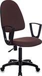 Офисное кресло  Бюрократ  CH-1300N/BROWN коричневый