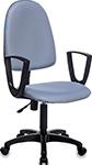 Офисное кресло  Бюрократ  CH-1300N/GREY серый