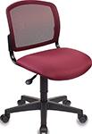 Офисное кресло  Бюрократ  CH-296/DC/15-11 спинка темно-бордовый
