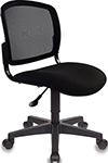 Офисное кресло  Бюрократ  CH-296NX/15-21 спинка сетка черный
