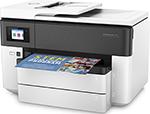 МФУ  HP  Officejet Pro 7730 WiFi USB RJ-45 белый/темно-синий