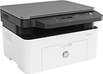 МФУ  HP  Laser 135w WiFi белый/серый