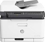 МФУ  HP  LaserJet 179fnw WiFi белый/серый
